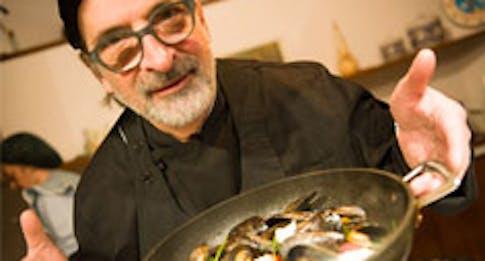 """Andy Luotto: io, la cucina e la """"bagna càuda alla messinese"""""""
