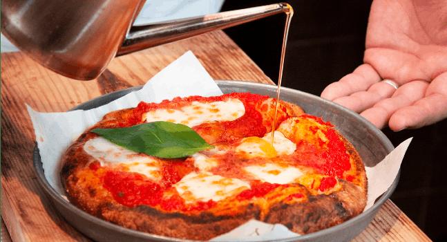 Pizza Eataly al padellino