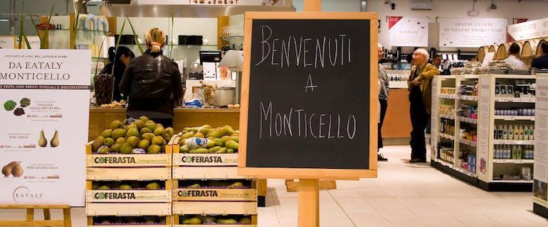 Eataly Monticello