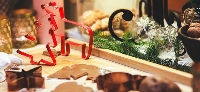 I biscotti natalizi -Eataly