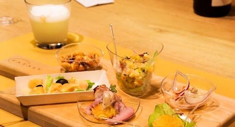 Street Food Eataly e Pisco