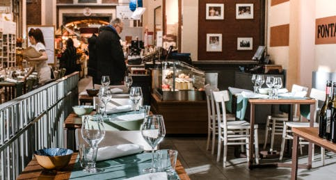 La Taverna del Re - Eataly Lingotto
