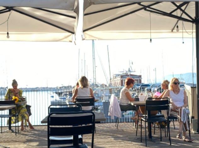 Il dehors di Eataly Trieste