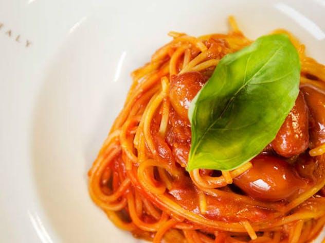 Lo spaghetto di Eataly