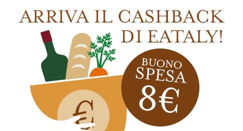 Il Cashback di Eataly Genova