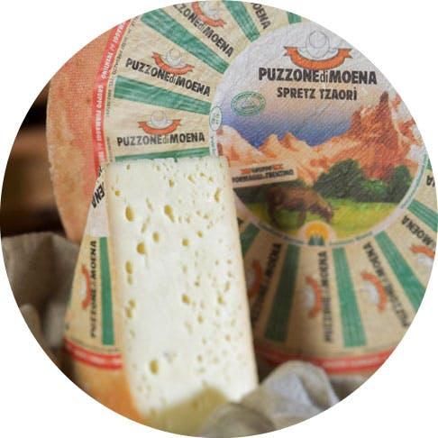 Presìdi Slow Food: Puzzone di Moena