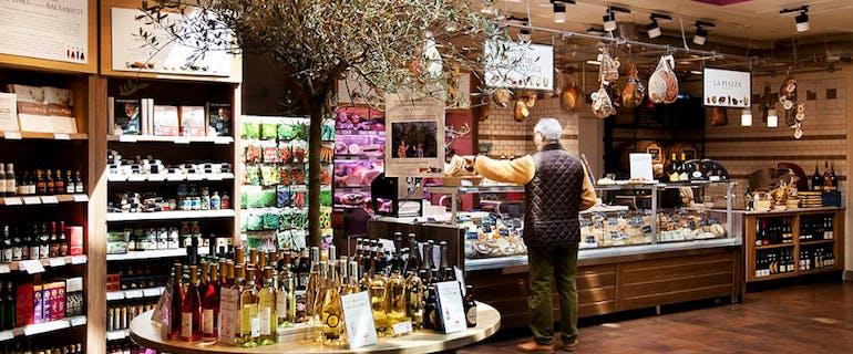Il Mercato di Eataly Firenze