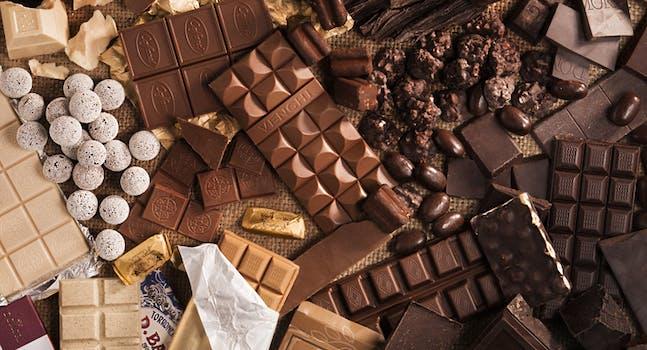 Cioccolato barrette