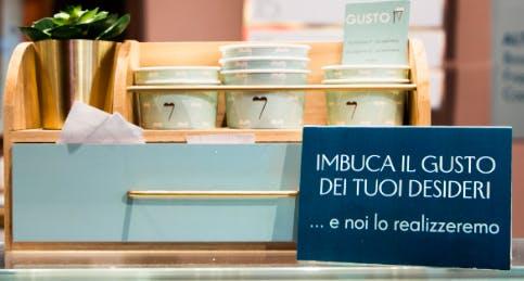 Gusto17 - La gelateria di Eataly Milano Smeraldo