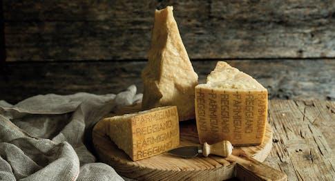 Abbinamenti originali con il Parmigiano Reggiano
