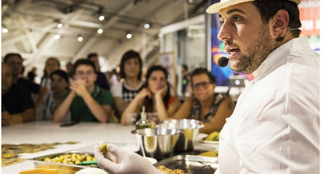 Show Cooking Roma