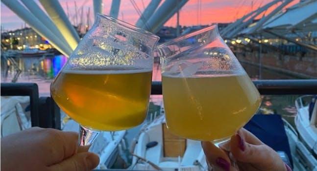 Brindisi con birre - Eataly Genova