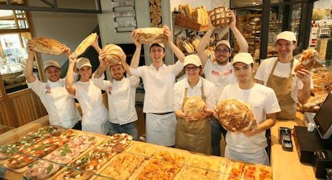 I segreti del pane di Eataly