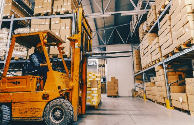 J. J. Keller Training OSHA Training Online Course - Forklift Training