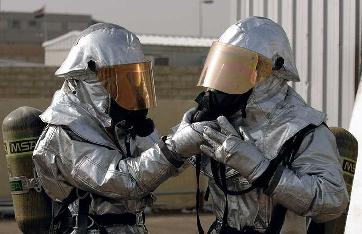 JJ Keller HAZWOPER Training Course - HAZWOPER Personal Protective Equipment and Clothing