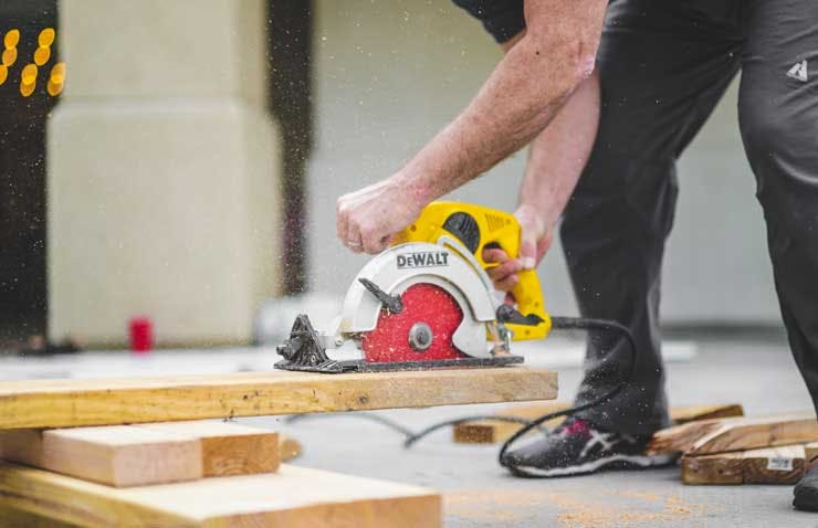 Construction Safety Training Program - Handling Power Tools