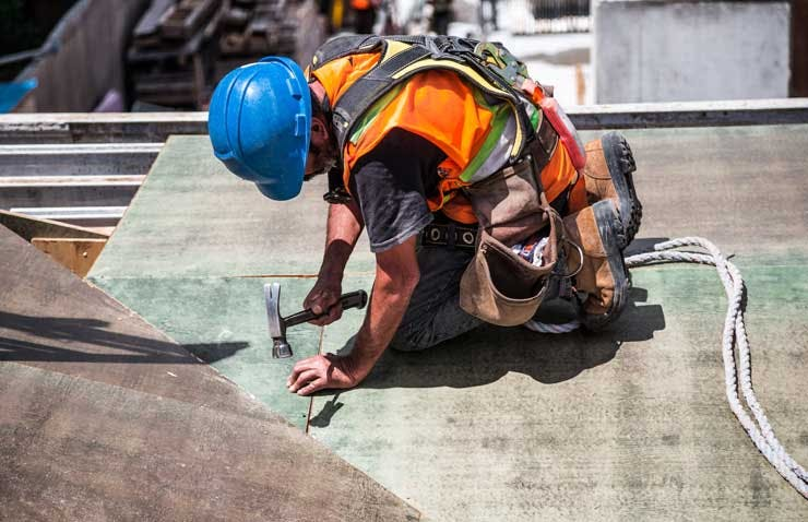 Construction Safety Training Program - Fall Protection
