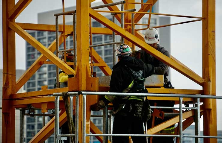 Construction Safety Training Program - OSHA for Workers