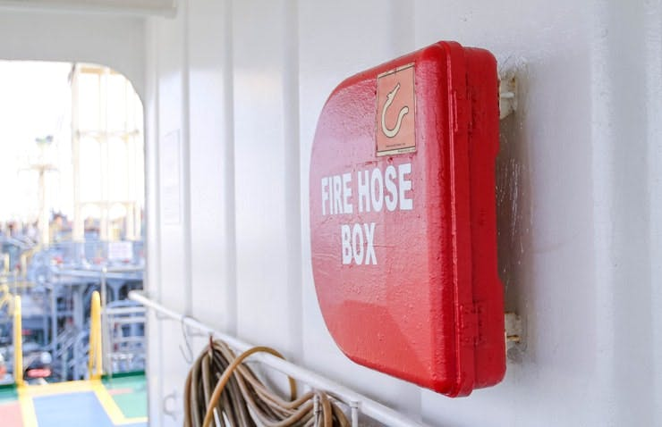 Alison Fire Safety Training Course - Firefighting Prevention and Equipment on Board Ships