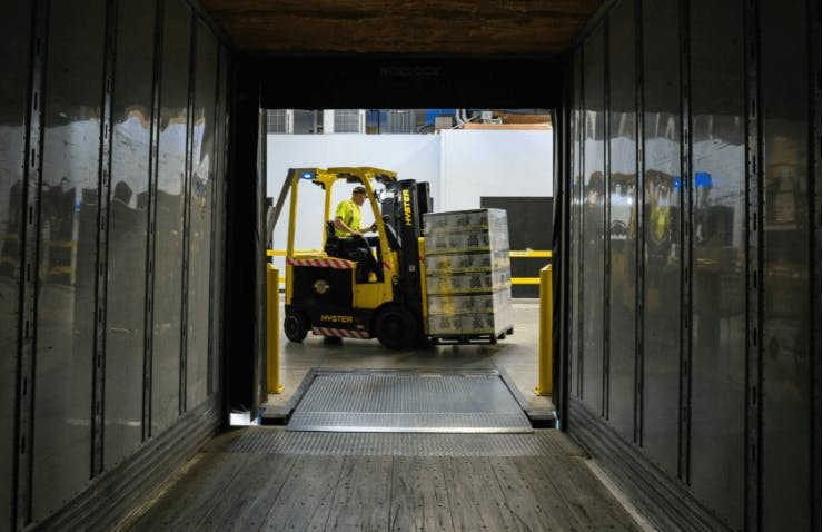 Free Online Forklift Training -  WorkSafeBC, Fields of Vision