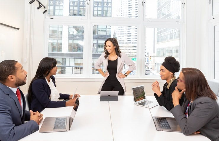 Leadership Training Program #10 - Stepping into Team Leadership