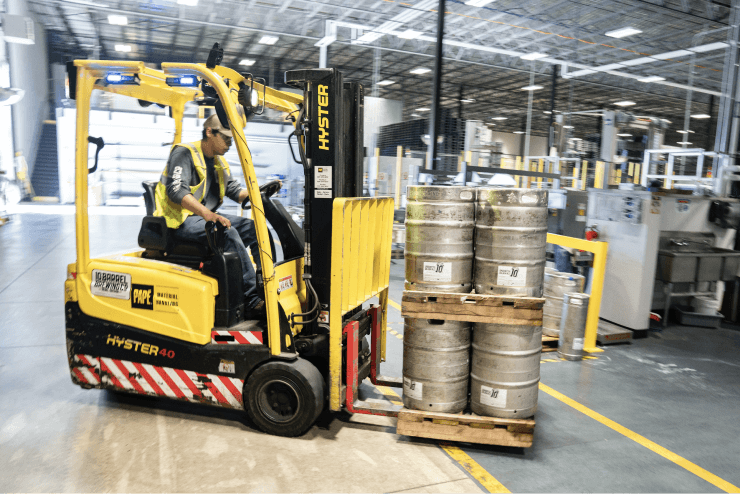 Free Forklift Training Video And Test -  Canada Safety Council, Forklift safety