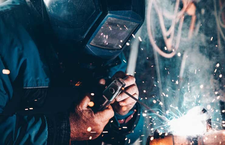 Construction Safety Training Program - Welding Safety