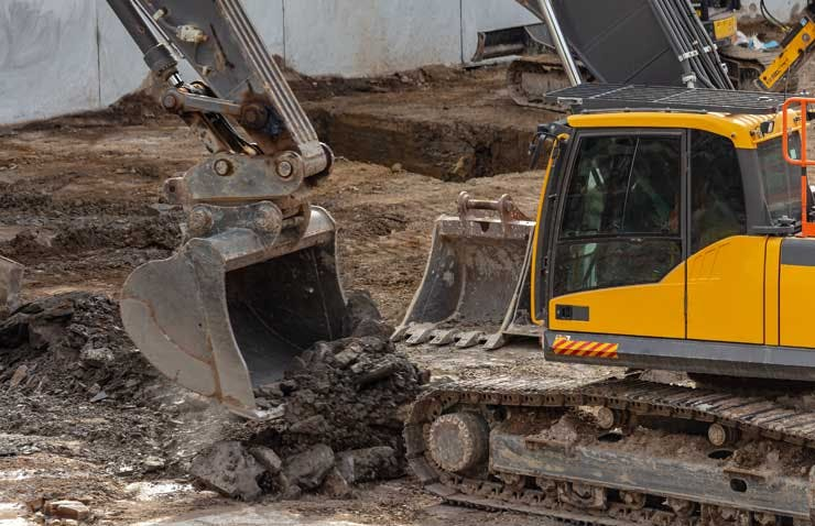 Construction Safety Training Program - Excavation and Trenching