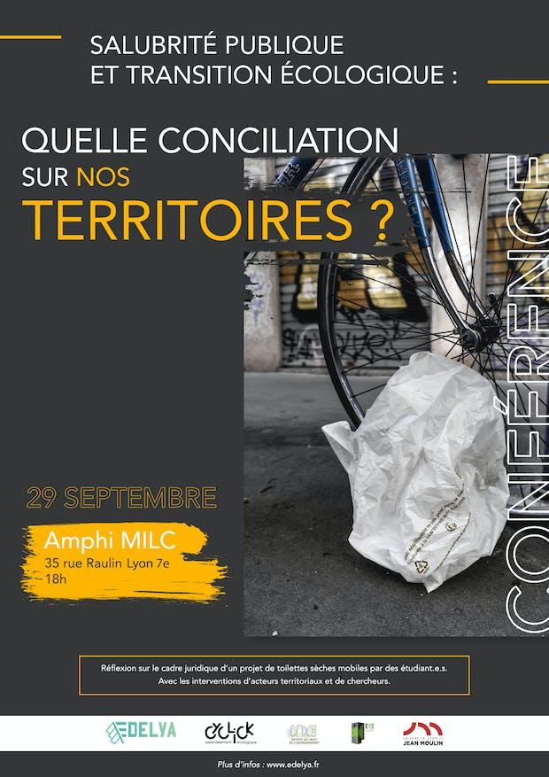 Conférence du 29/09 - Salubrité publique et transition écologique