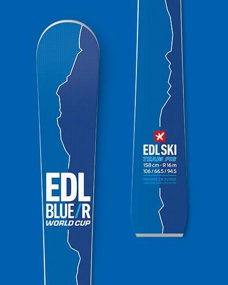 EDL BLUE/R Junior