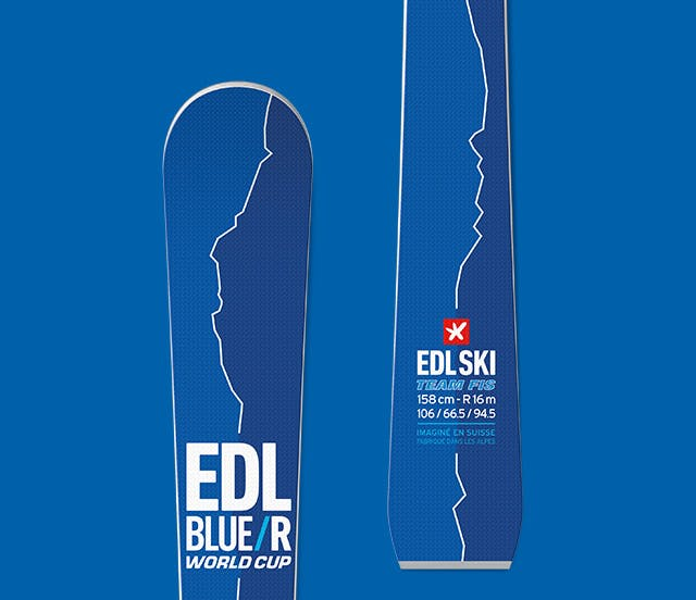 EDL BLUE/R Junior