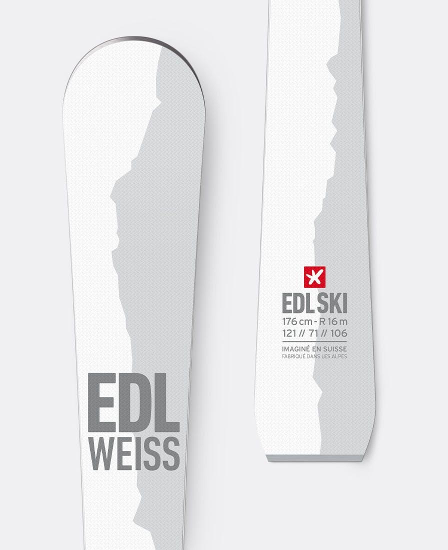 ski edl weiss