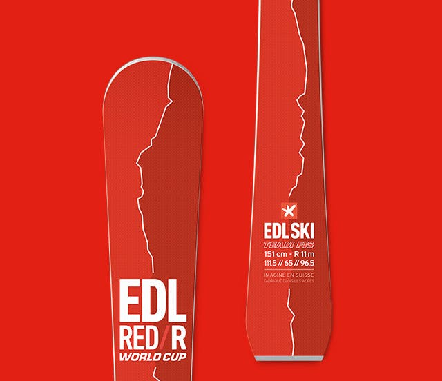 EDL RED/R Junior