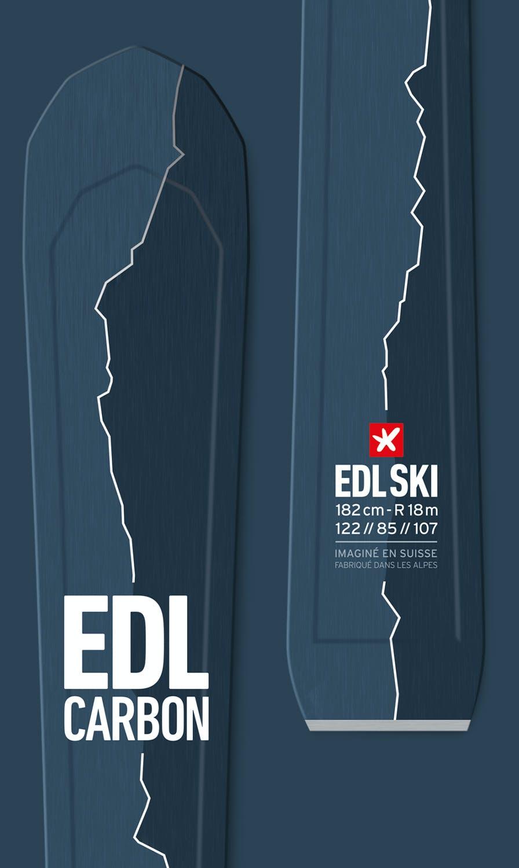 ski edl carbon