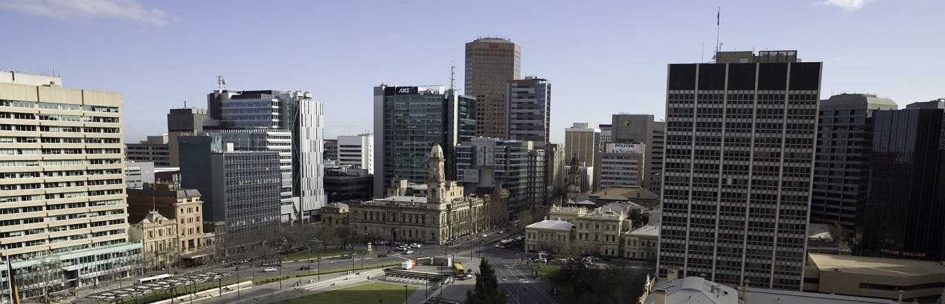 Adelaide Panoramic