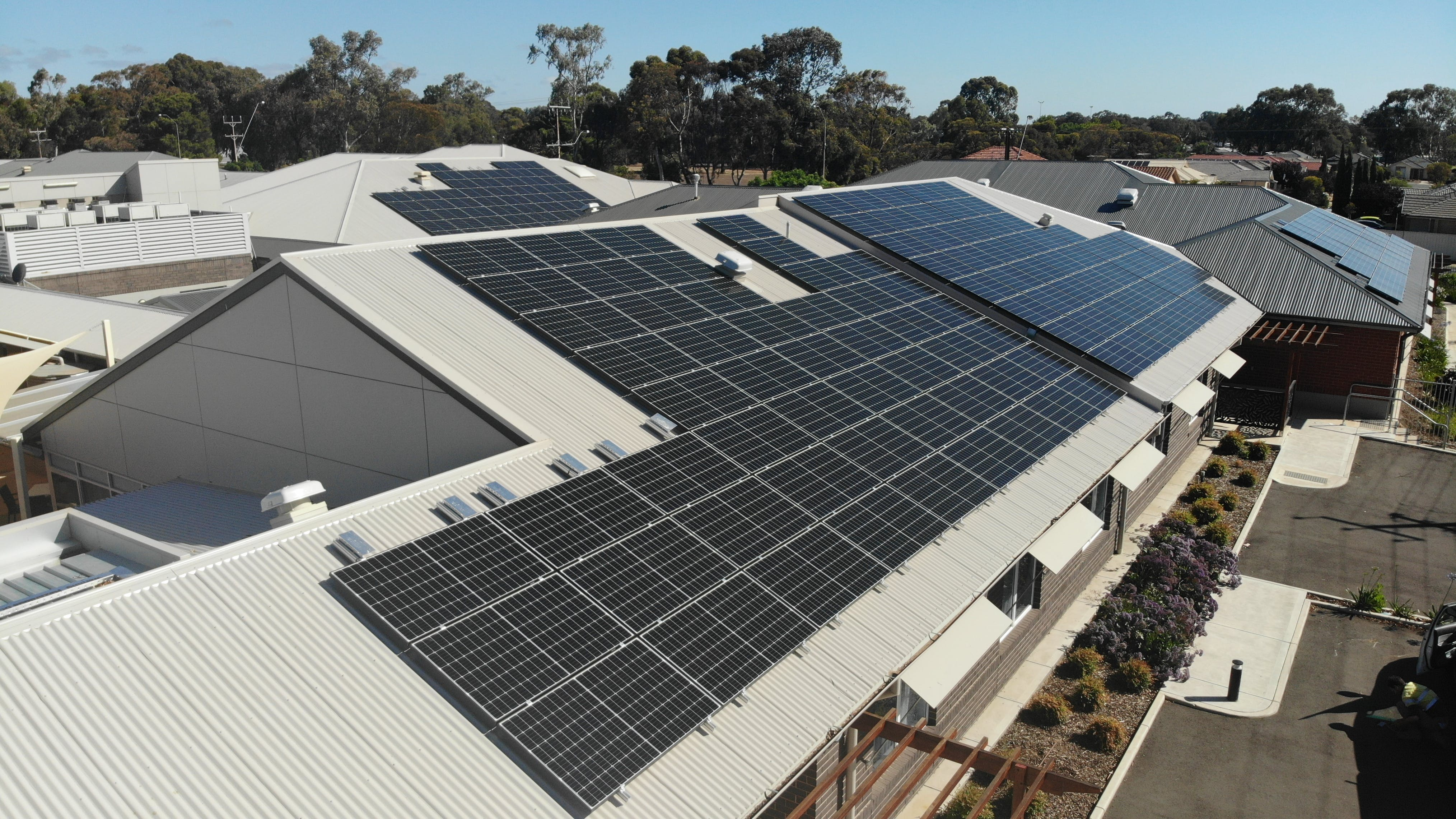 Aged Care Solar PV