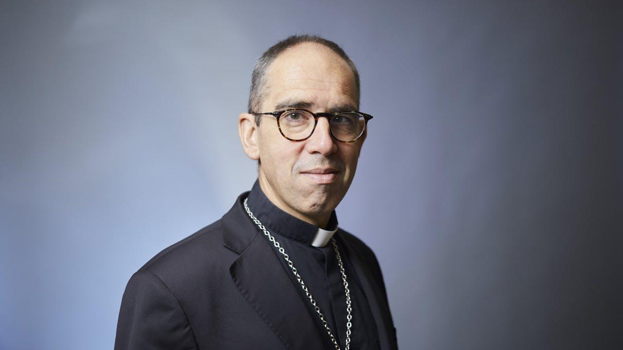 Monseigneur Mathieu Rougé