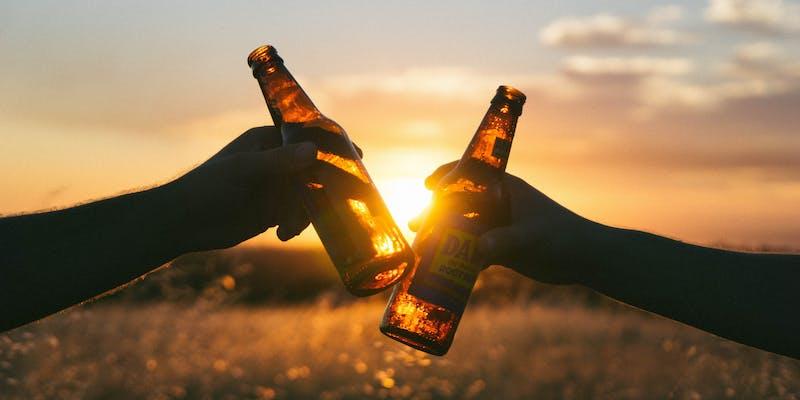 Apero, bière