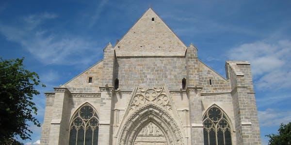 Église Saint Sulpice-de-Favière