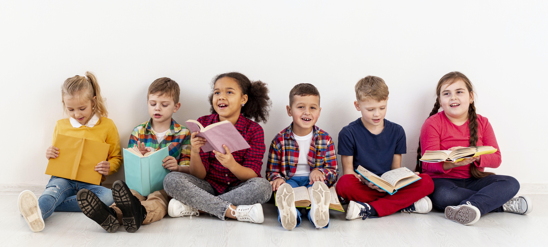 Enfants - Éveil à la foi