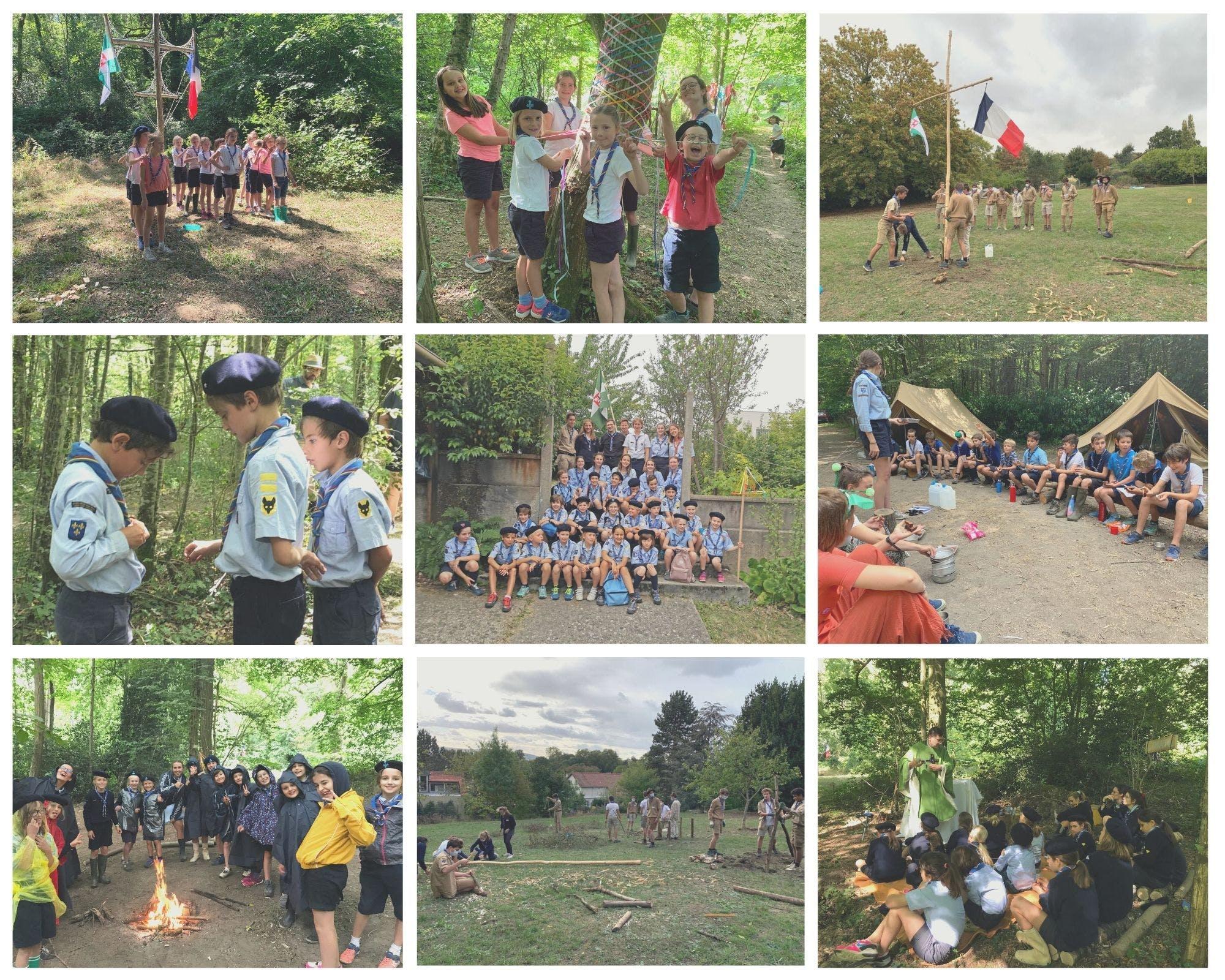 Scouts Unitaires de France - Suresnes