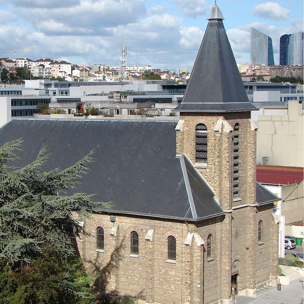 Église du Cœur-Immaculé-de-Marie