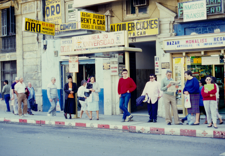 Espanja San Sebastian 1986