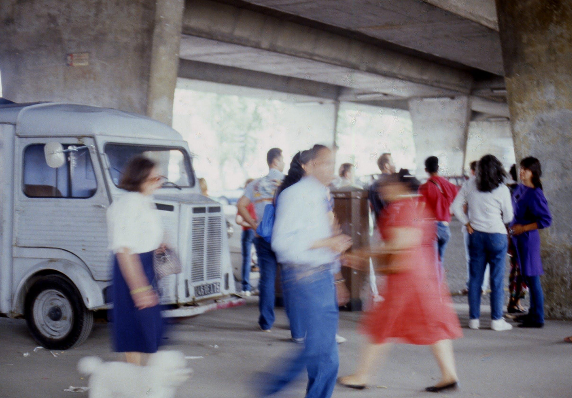 Ranska Pariisi 1987