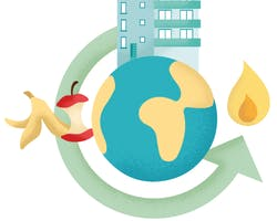 Une planète plus verte grâce au biométhane