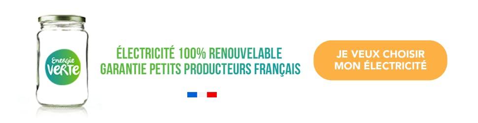 offre d'énergie renouvelable