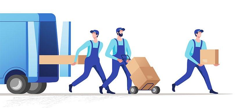 Solution déménagement pas cher : triez vos affaires afin de limiter le tarif de votre déménagement