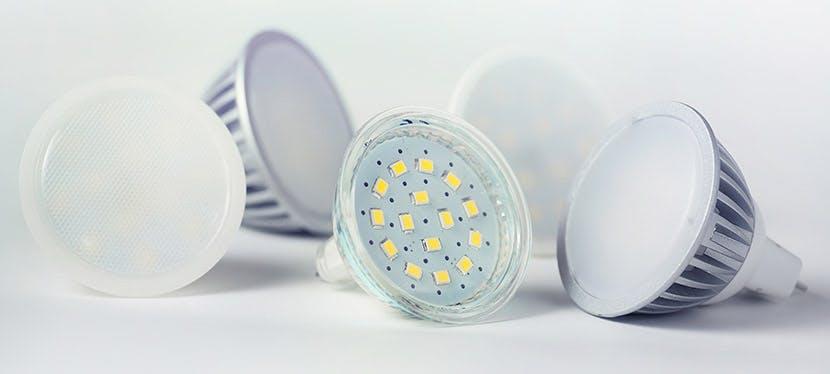 Des LED compactes