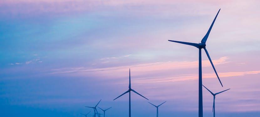 Petite centrale éolienne