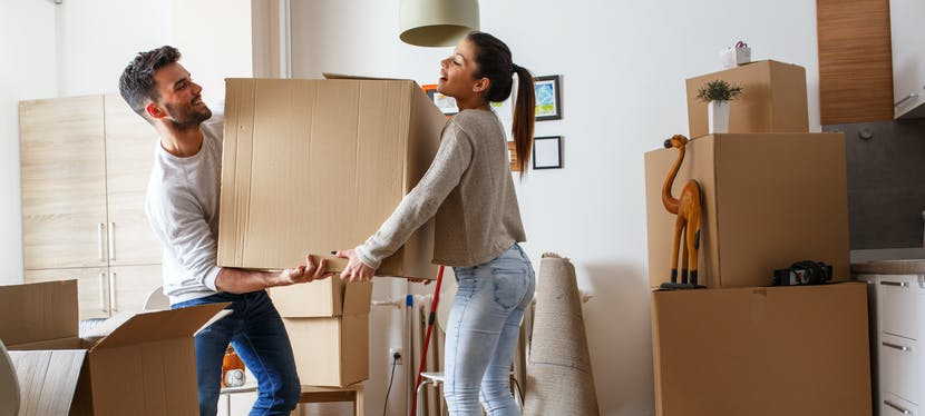 Comment réussir un déménagement en urgence
